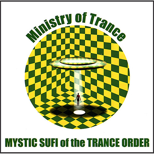 Mystic Sufi of the Trance Order