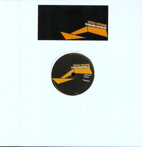 Robag Wruhme - Dreiklangkrapriolen [EP]