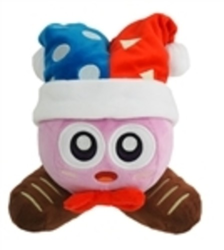 "- Little Buddy Kirby Adventure Marx 6"" Plush"