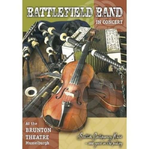Live in Concert at the Brunton Theatre