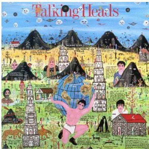 Talking Heads-Little Creatures