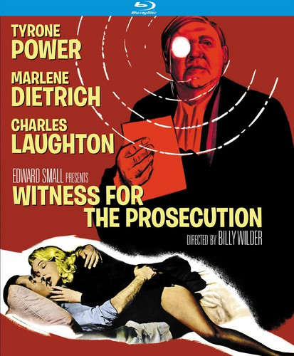 Witness For the Prosecution [Movie] - Witness for the Prosecution