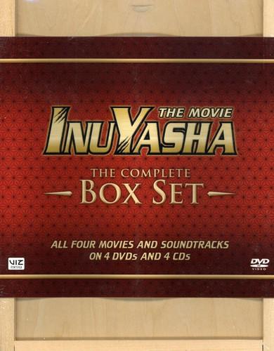 Inu Yasha Complete Movies Box Set