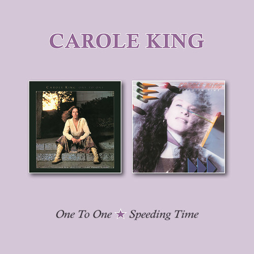 Carole King - One To One / Speeding Time (Uk)