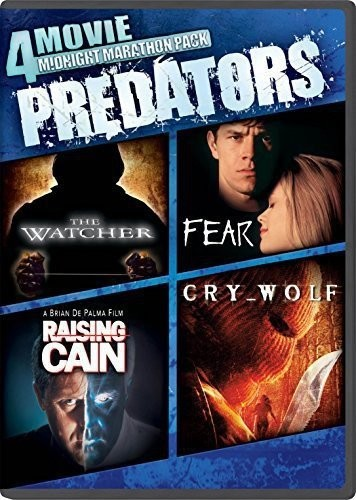 4 Movie Midnight Marathon Pack: Predators