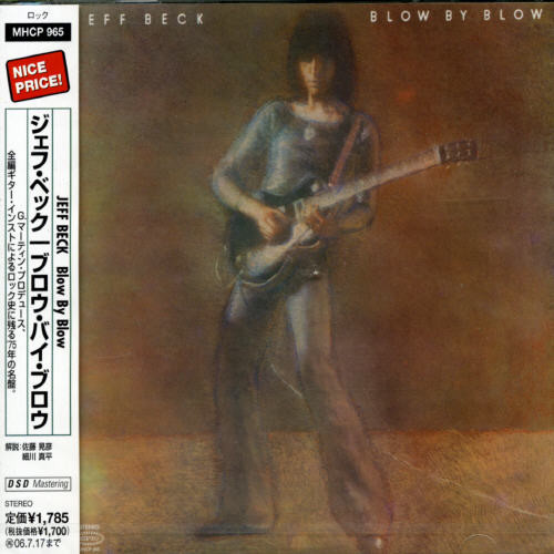 Jeff Beck - Blow By Blow (Jpn) [Remastered]