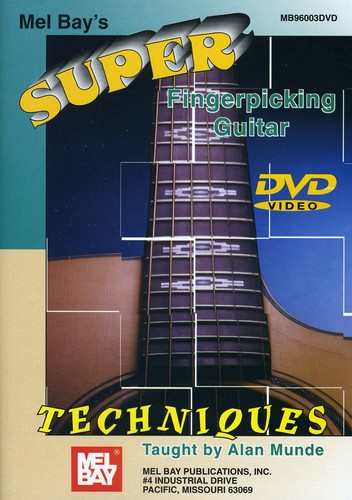 Super Fingerpicking Guitar Techniques