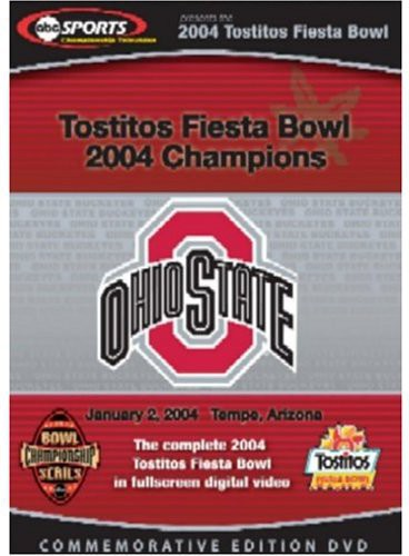 Complete 2004 Tostitos Fiesta Bowl Game
