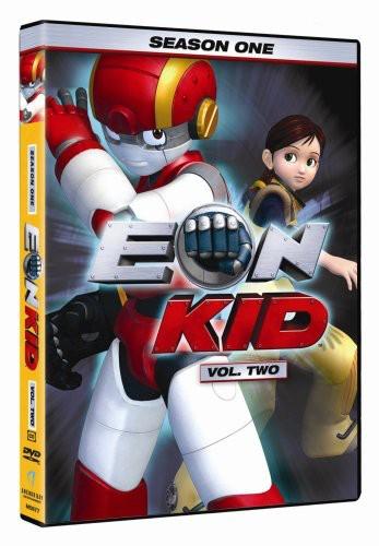 Eon Kid: Volume 2: Season 1