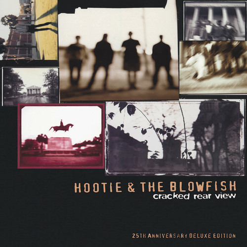 Hootie & The Blowfish - Cracked Rear View: 25th Anniversary [Deluxe Edition 3CD/DVD]