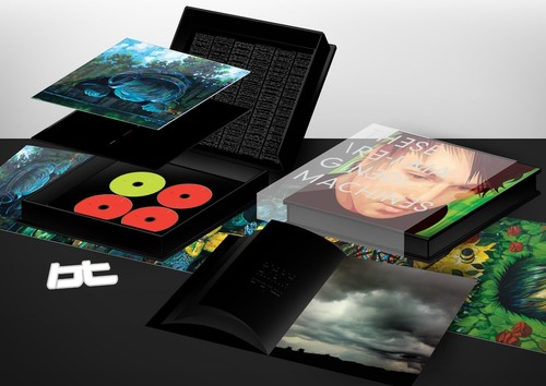 These Re-Imagined Machines Deluxe Boxset