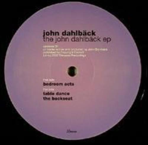 The John Dahlback EP