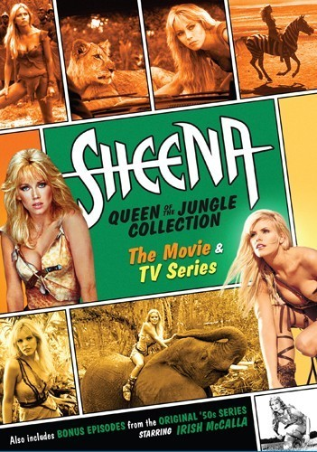 Sheena: Queen of the Jungle Collection: The Movie & TV Series