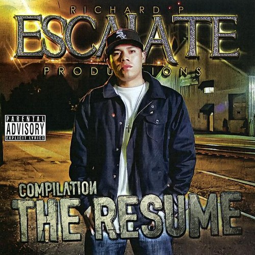Richard P/ Escalate Productions: The Resume /  Various