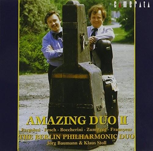 Music for Double Bass & Cello 2