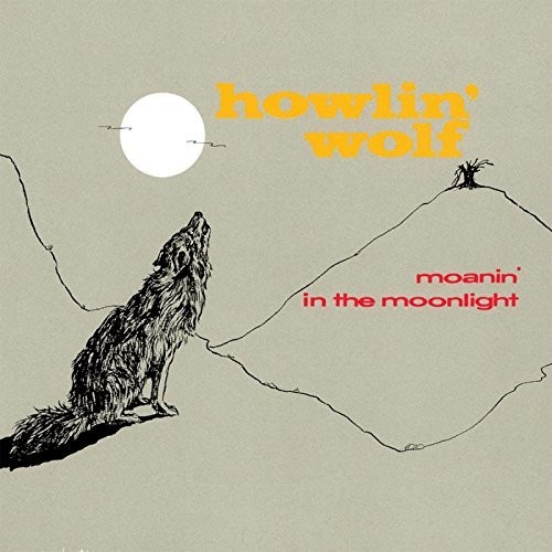 Howlin' Wolf - Moanin In The Moonlight [Colored Vinyl] [Limited Edition] [180 Gram] (Red)
