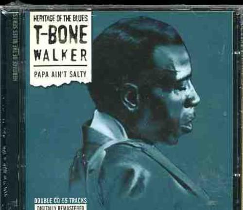 T Walker -Bone - Papa Ain't Salty (Uk)