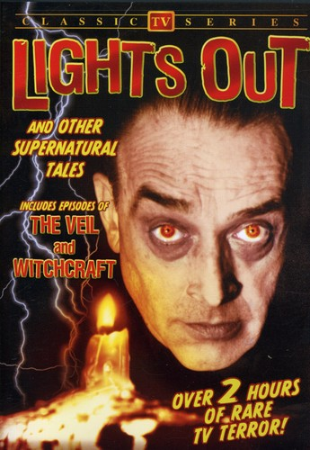 Lights Out and Other Supernatural Tales: Volume 1