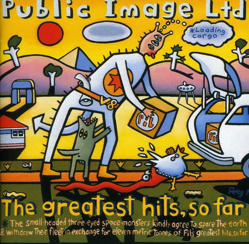 Public Image Ltd. - Greatest Hits So Far (2012 Remasters) [Import]