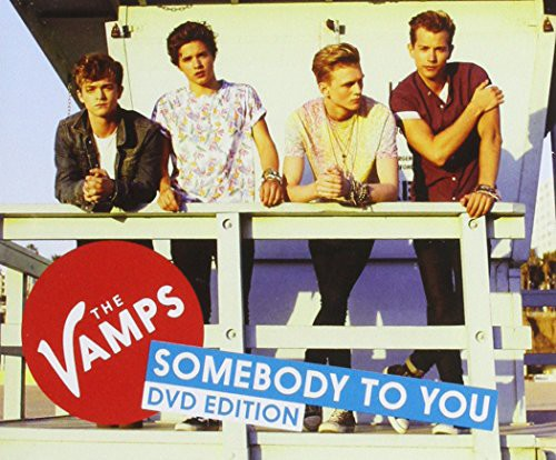 Somebody to You [Import]