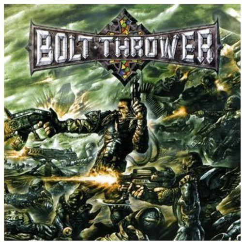 Bolt Thrower-Honour Valour Pride