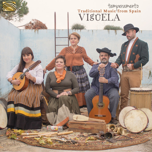 Temperamento - Traditional Music From Spain