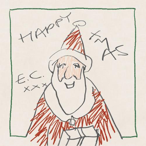 Eric Clapton-Happy Xmas