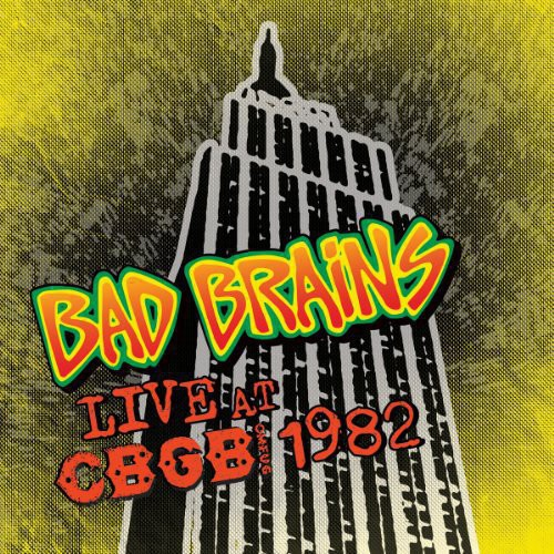 Bad Brains - Live CBGB 1982 [Limited Edition] [Colored Vinyl]