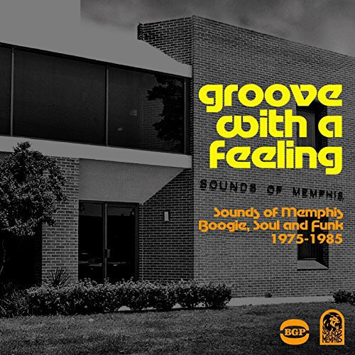 Groove With A Feeling 1975-85 / Various Uk - Groove With A Feeling: 1975-85 / Various (Uk)