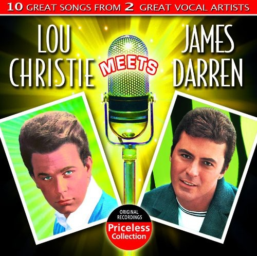 Lou Christie Meets James Darren