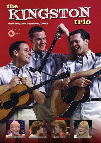 The Kingston Trio and Friends Reunion 1982
