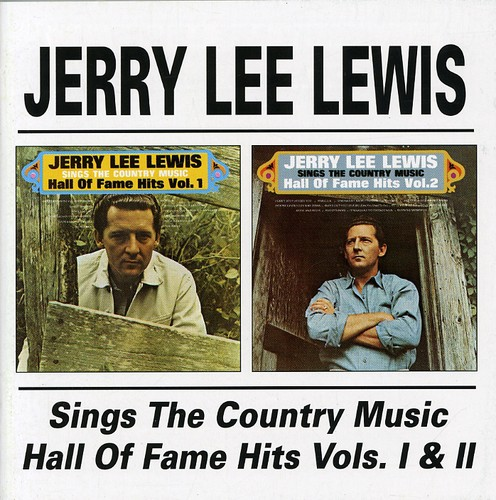Sings the Country Music Hall of Fame Hits 1 & 2 [Import]