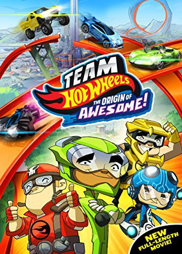Team Hot Wheels: The Origin of Awesome