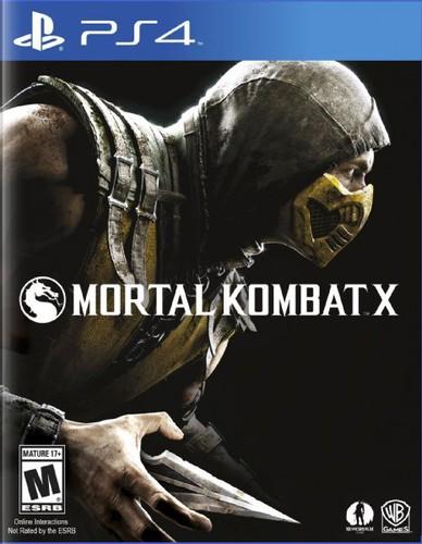 - Mortal Kombat X