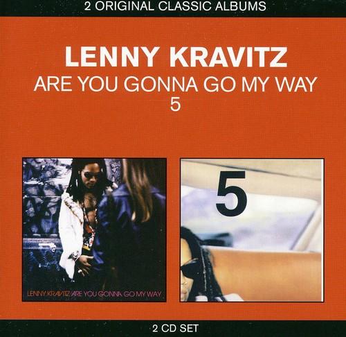 Lenny Kravitz-Classic Albums