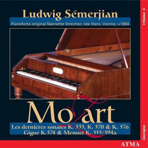 Sonatas for Fortepiano 6