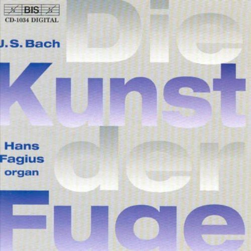 Art of the Fugue BWV 1080