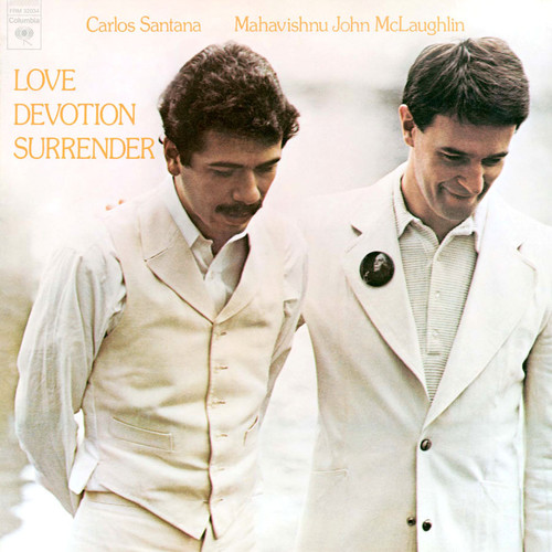 Carlos Santana & Mclaughlin,John - Love Devotion Surrender
