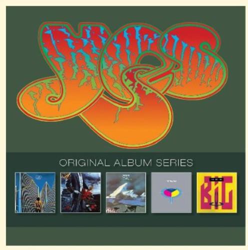 Yes - Original Album Series [Import]