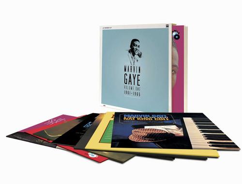 Marvin Gaye - Marvin Gaye 1961-1965 [7 LP Box Set]
