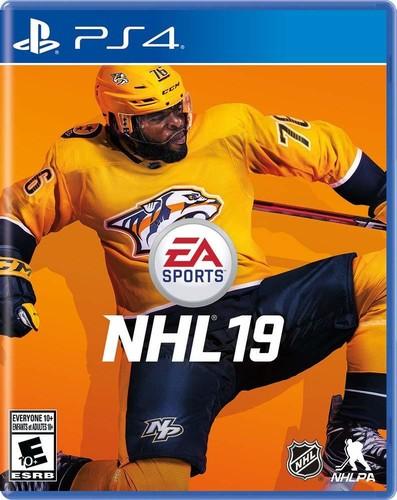 Ps4 NHL 19 - Nhl 19
