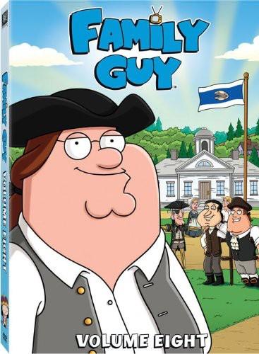 The Family Guy: Volume 8