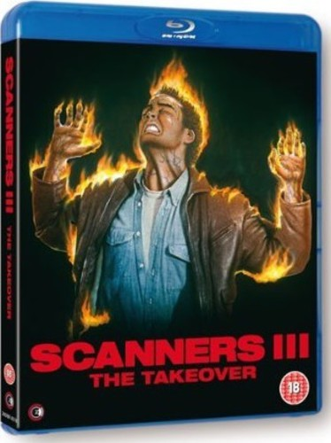Scanners III: The Takeover [Import]