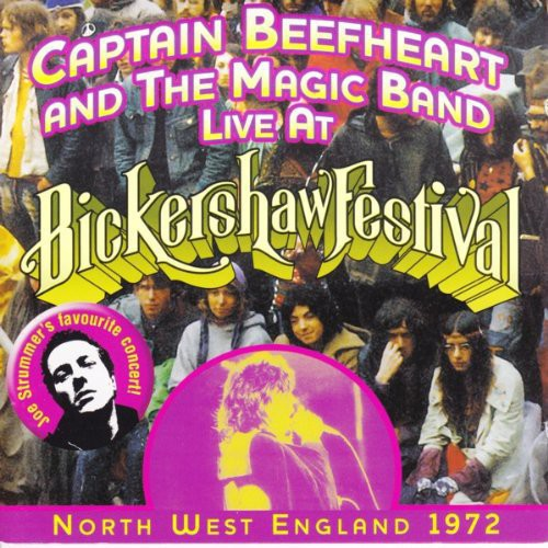 Live at Bickershaw 1972