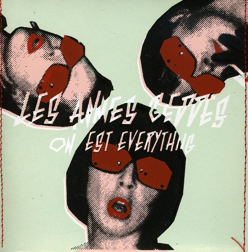 Geddes Annes - On Est Everything