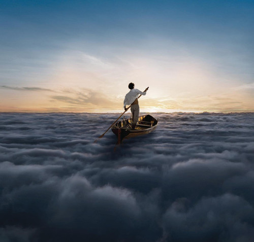 Pink Floyd - The Endless River [Deluxe Casebook Edition w/DVD]