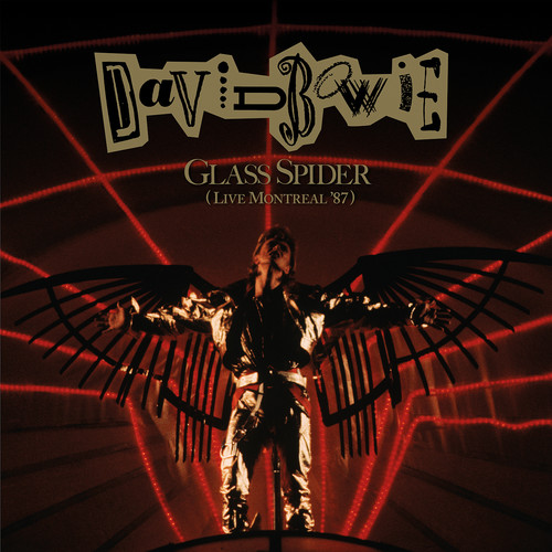 David Bowie - Glass Spider (Live Montreal '87): 2018 Remastered Version [2CD]