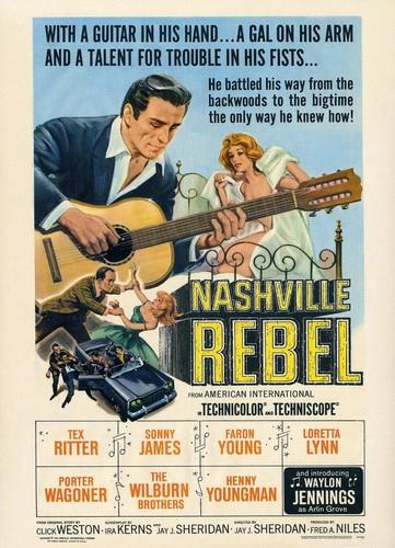Waylon Jennings - Nashville Rebel [Import]