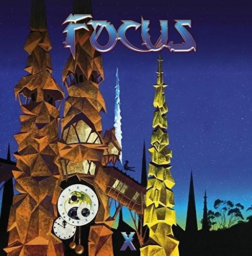 Focus - X. (Blue Vinyl) (Blue) [Colored Vinyl] (Gate) [180 Gram] (Uk)