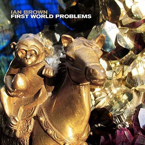 Ian Brown - First World Problems [Import Vinyl Single]